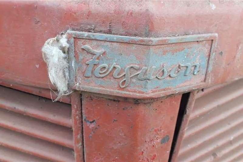 Massey Ferguson Massey Ferguson Tractors Tractors