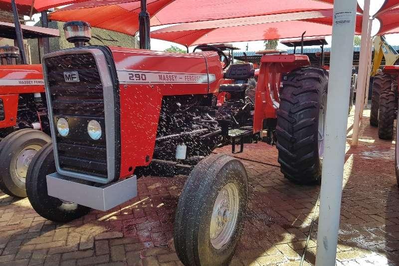 Massey Ferguson Tractors MF290 2WD 1999