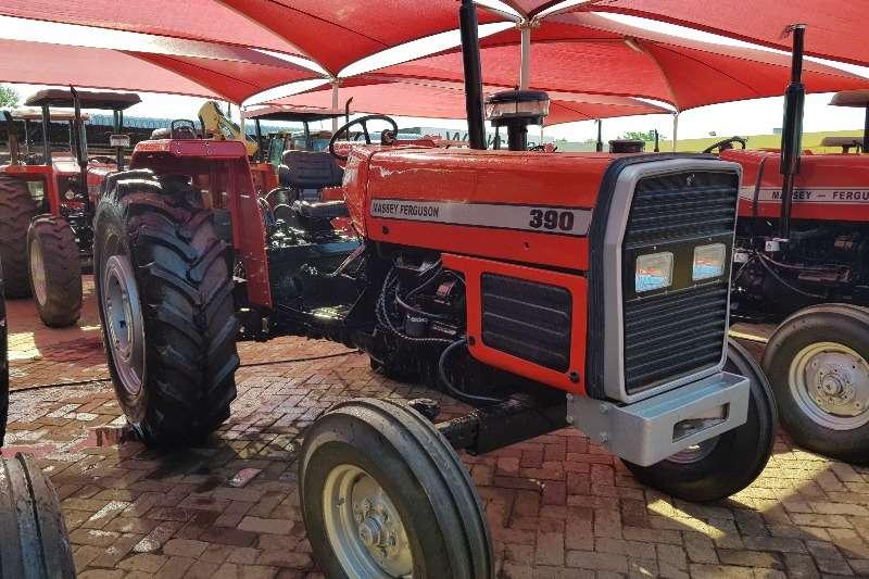 Massey Ferguson Tractors MF390 2WD 1998