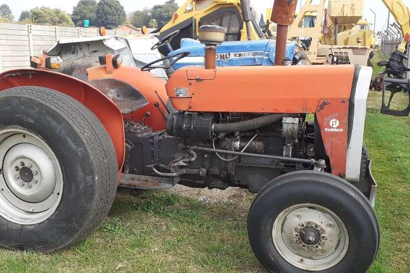 Massey Ferguson Tractors Other Tractors 240 2008