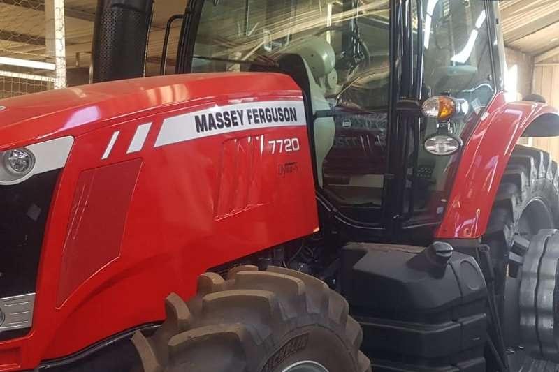 Massey Ferguson Tractors Row crop tractors Massey Ferguson 7720 2018