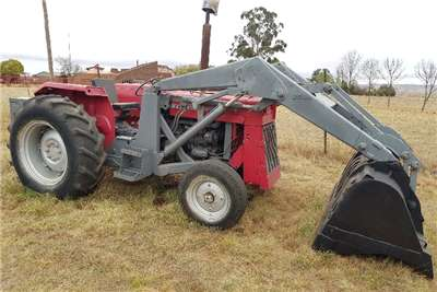 Massey Ferguson Speciality tractors MF 50 tractor with front loader Tractors