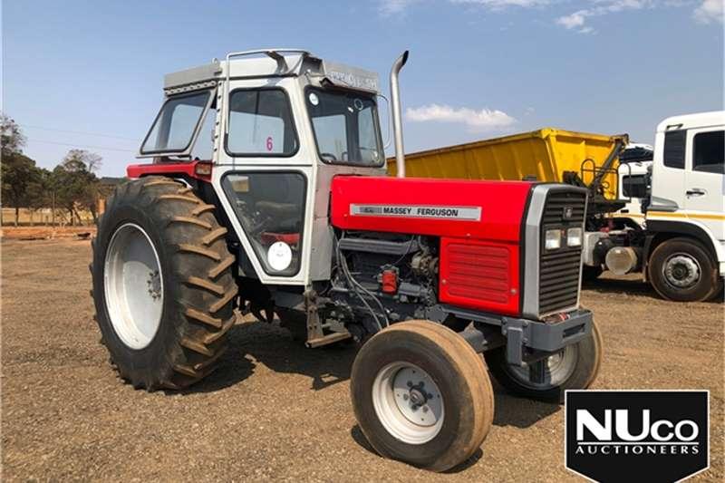 Massey Ferguson TRACTOR Tractors
