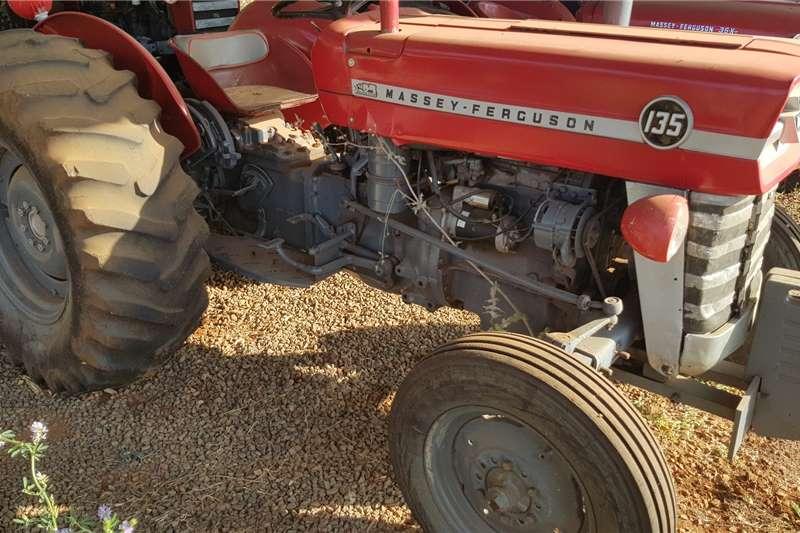 Massey Ferguson Tractors Two Wheel Drive Tractors 135
