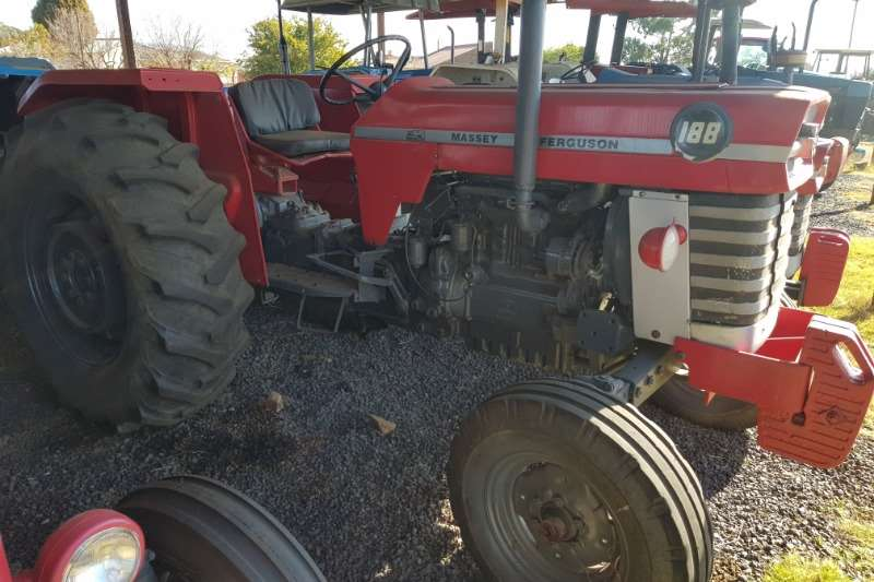 Massey Ferguson Tractors Two Wheel Drive Tractors 188