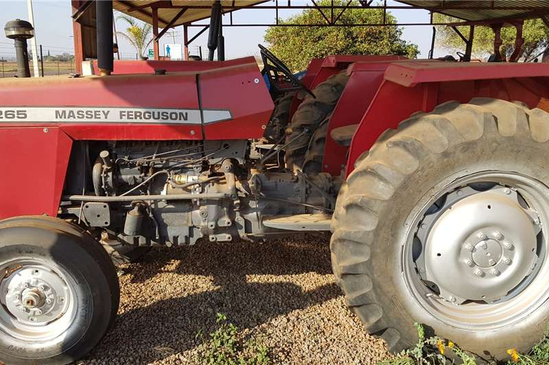 Massey Ferguson Tractors Two Wheel Drive Tractors 265