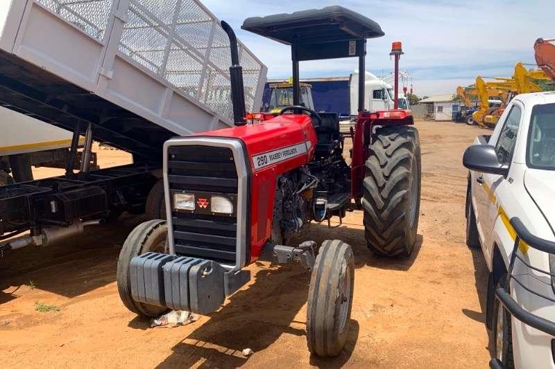Massey Ferguson Tractors Two wheel drive tractors 290 4X2 2014