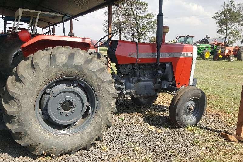 Massey Ferguson Two wheel drive tractors 290 Tractors