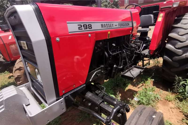 Massey Ferguson Tractors Two wheel drive tractors 298 1988