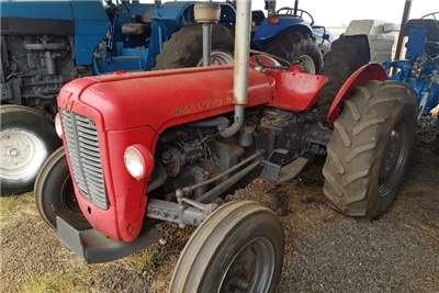 Massey Ferguson Two wheel drive tractors 35x Tractors