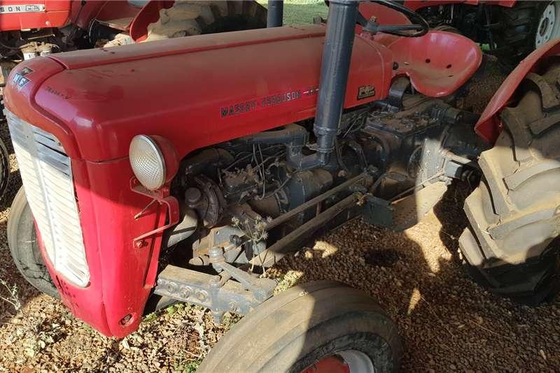 Massey Ferguson Tractors Two wheel drive tractors 35X