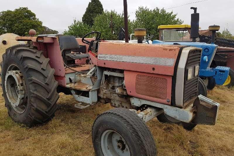 Massey Ferguson Tractors Two Wheel Drive Tractors 390