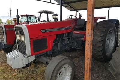 Massey Ferguson Two wheel drive tractors 399 Tractors