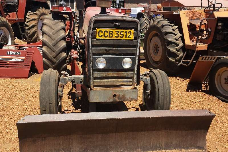 Massey Ferguson Two wheel drive tractors MASSEY FERGUSON 275 Tractors
