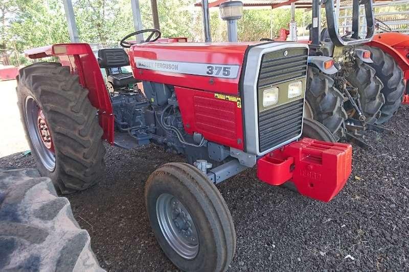 Massey Ferguson Tractors Two wheel drive tractors Massey Ferguson375