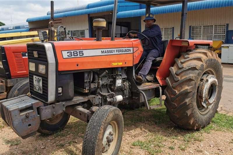 Massey Ferguson Tractors Two wheel drive tractors Massey Ferguson 385 2WD