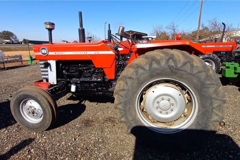 Massey Ferguson Utility tractors Massey Ferguson 165 with New Front Tyres Tractors