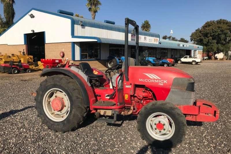 Mccormick 2WD tractors MCCORMICK F60 SERIES Tractors