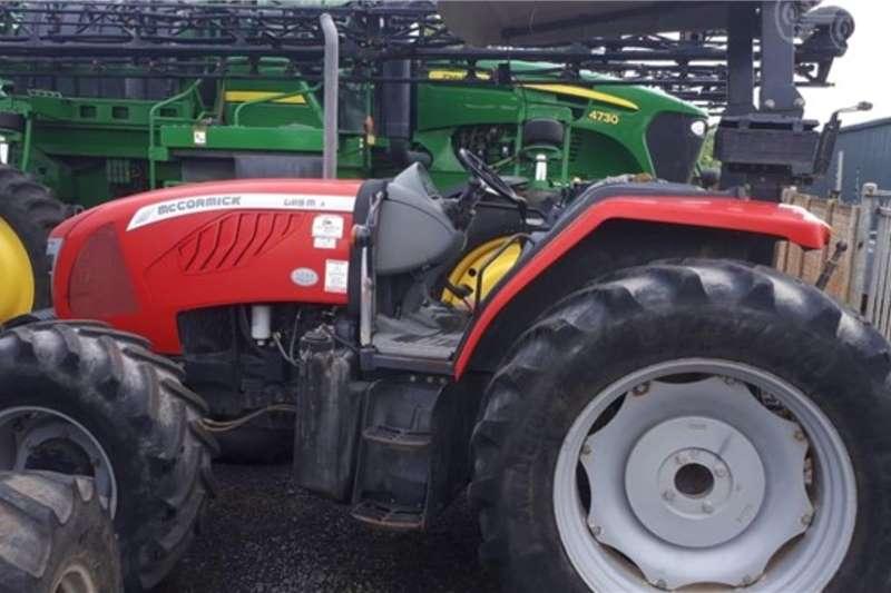 Mccormick Tractors 4WD Tractors DMAX 115 4x4 2014