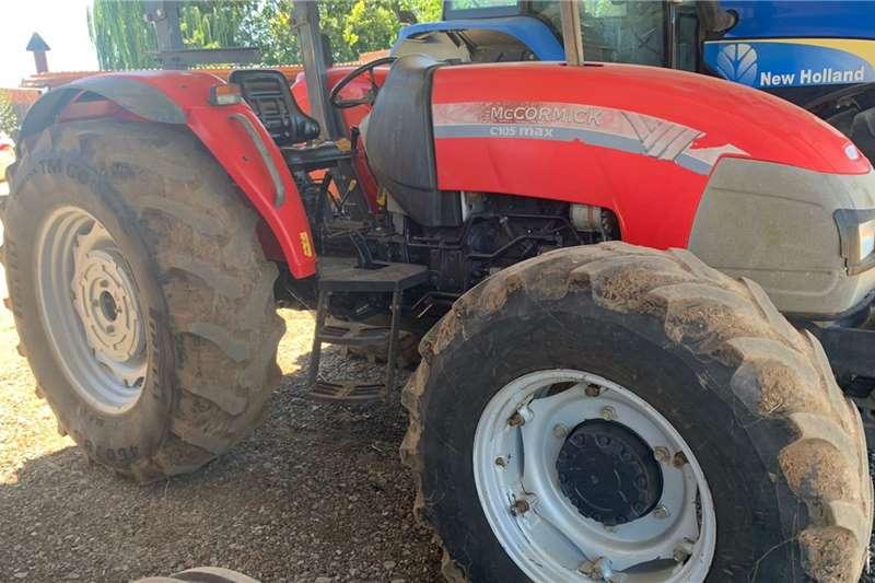 Mccormick 4WD tractors McCormick C 105 Tractors