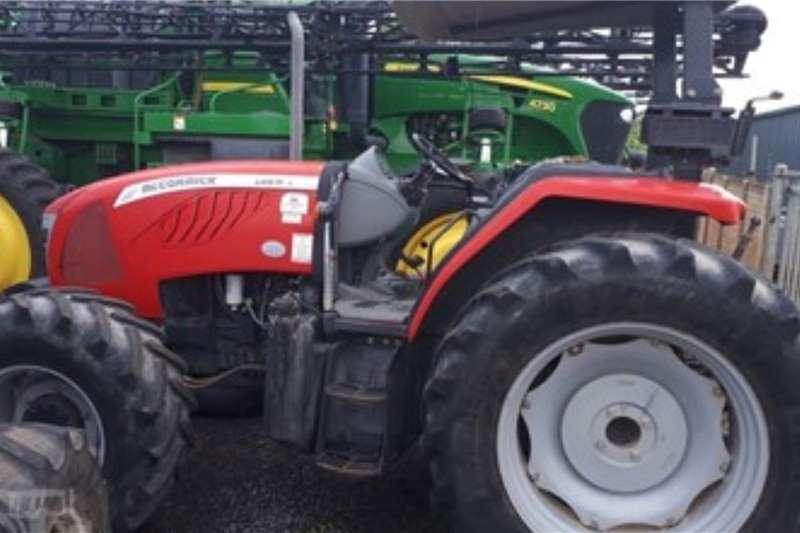 Mccormick Tractors 4WD tractors MCCORMICK D115 MAX5235 Hours 2014