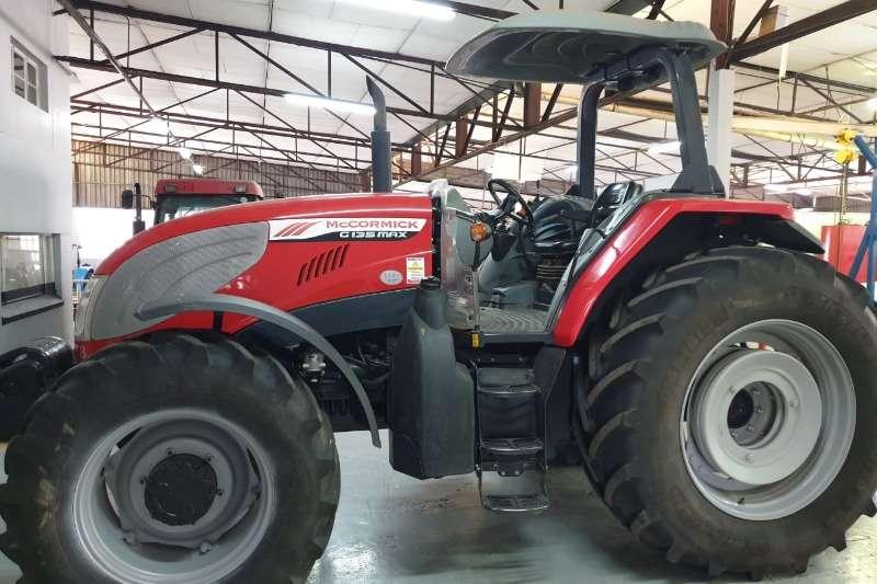 Mccormick Tractors 4WD tractors McCormick G Max 135 2018