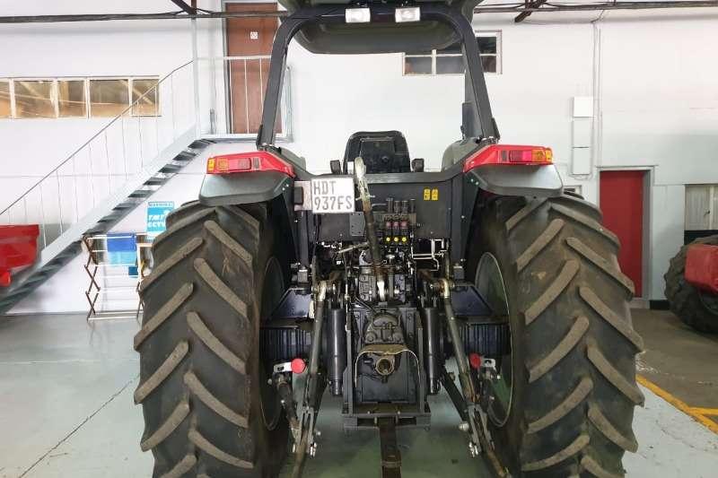 Mccormick 4WD tractors McCormick G Max 135 Tractors