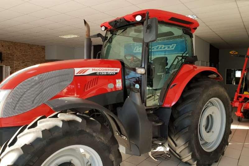 Mccormick Tractors Four Wheel Drive Tractors McCormick G Max 135 4E 2016