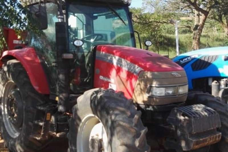 Mccormick Tractors Four wheel drive tractors McCormick MC 110 DT Cab 2011