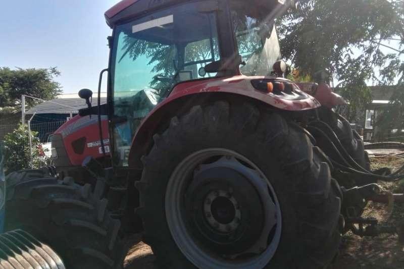 Mccormick Four wheel drive tractors McCormick MC 110 DT Cab Tractors