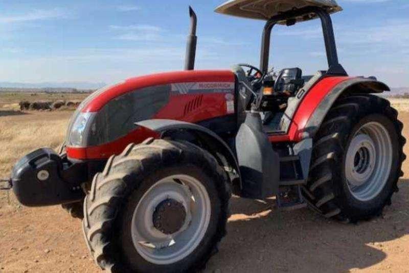 Mccormick Tractors GMax 135 DT 98kW