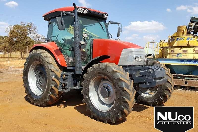 Mccormick Tractors MCCORMICK MC115 4WD TRACTOR