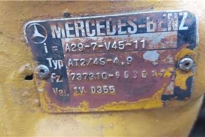 Mercedes Benz MB Trac 1100 Tractor Front Diff Tractors