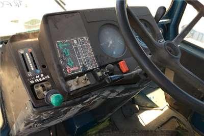 Mercedes Benz Merc Benz 4x4 Tractor Tractors