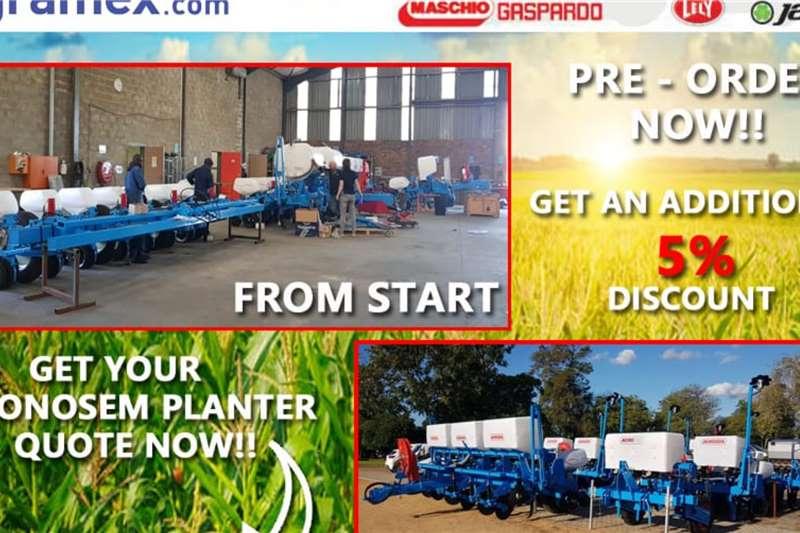 Monosem No till planters Monosem Planters Planting and seeding equipment