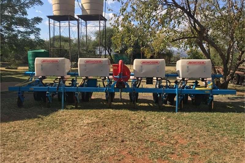 Monosem Planting and seeding