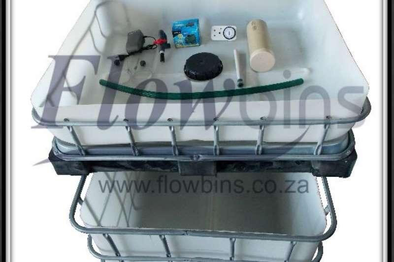 2020   New Aquaponics complete starter kits