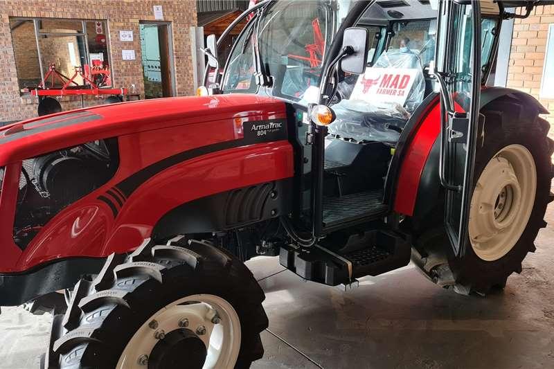 New Armatrac 804.4 4wd Cab Tractors