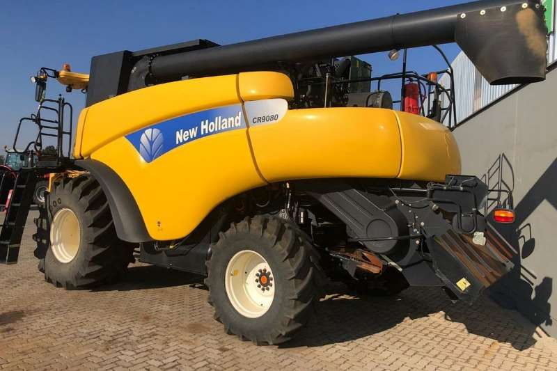 New Holland Combine harvesters and harvesting equipment Grain harvesters New Holland CR 9080 Elevation 2014