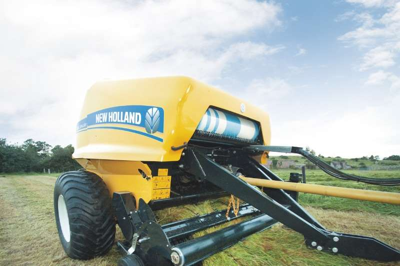 New Holland Hay and forage Balers New Holland  RB 125 Baler 2020