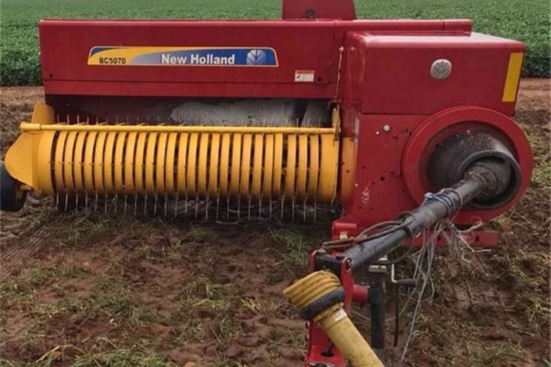 New Holland Hay and forage