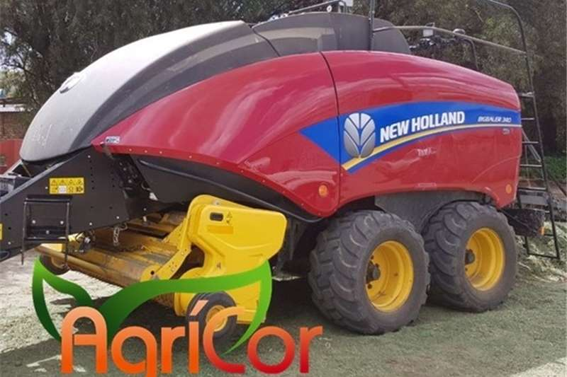 New Holland Haymaking and silage 2014