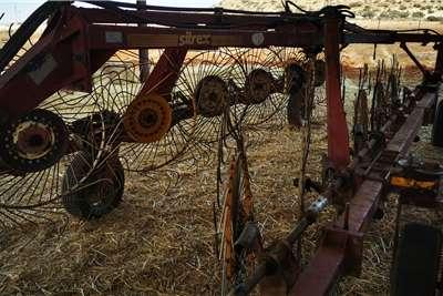 New Holland Rakes Columbia MK10 12 Hay Rakes Haymaking and silage
