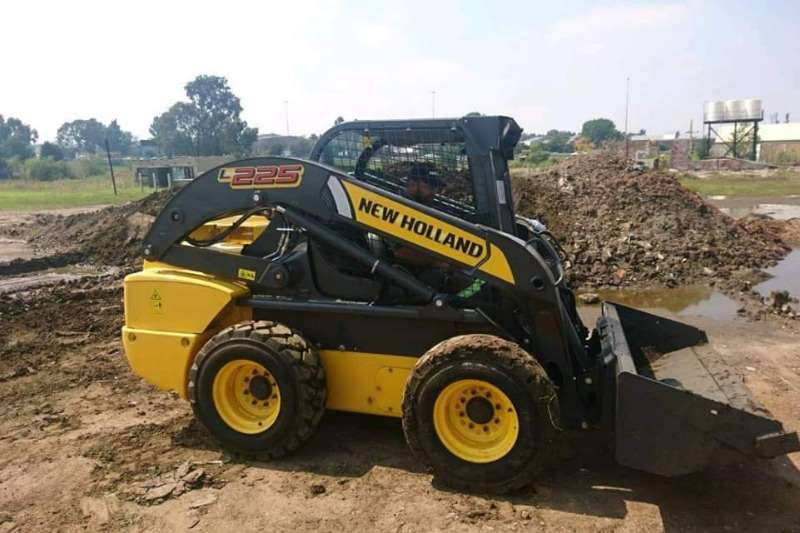 New Holland Skid Steers Farming New Holland