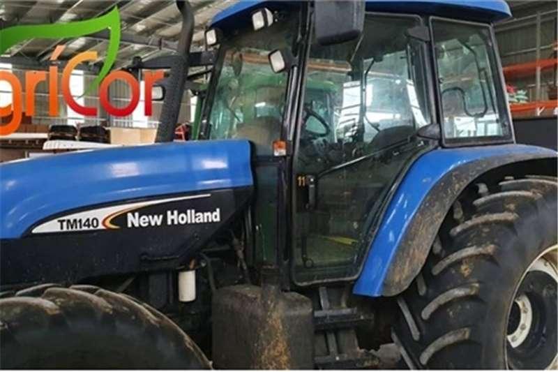 New Holland Tractors 2008