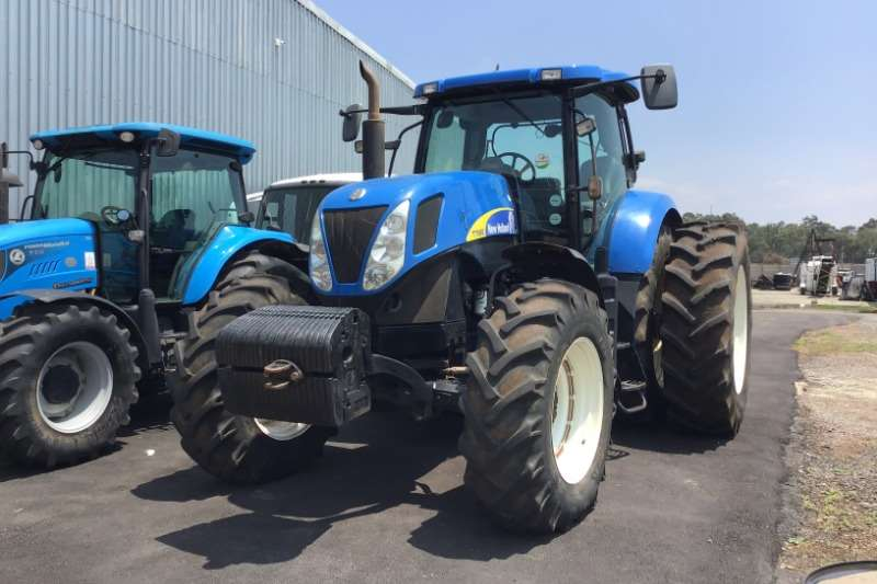 New Holland Tractors 2009 New Holland T7060 2009