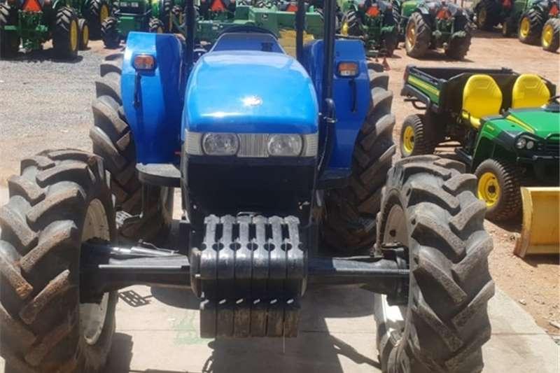New Holland Tractors 2012