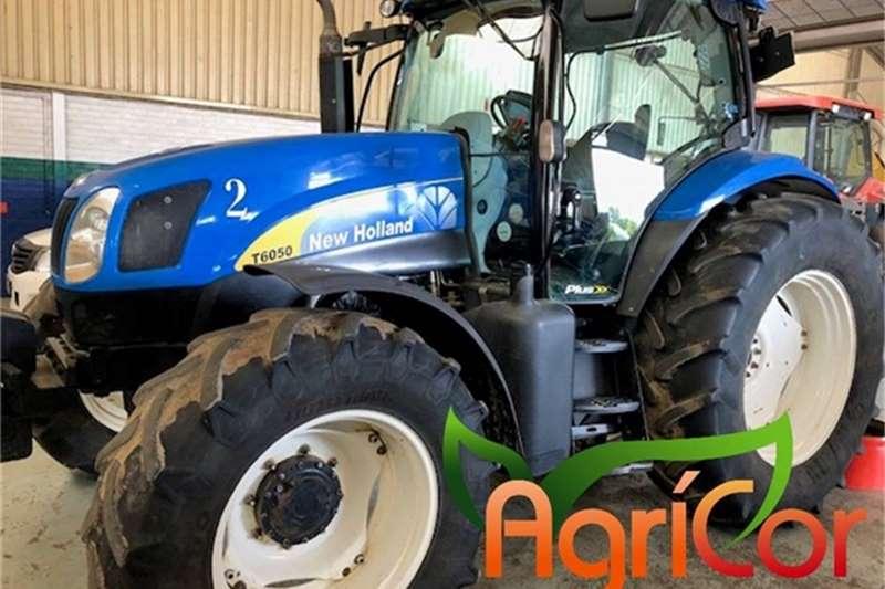 New Holland Tractors 2013