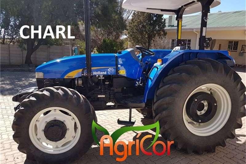 New Holland Tractors 2015