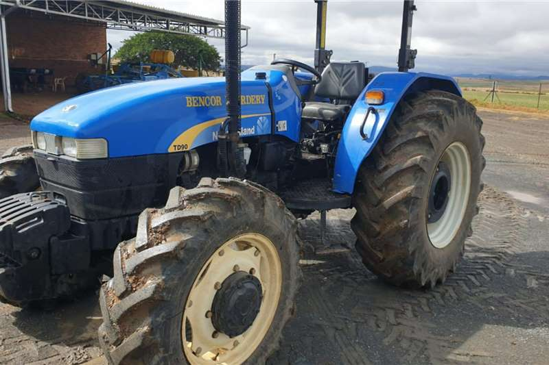 New Holland 2016 New Holland TD90 60kw Tractors